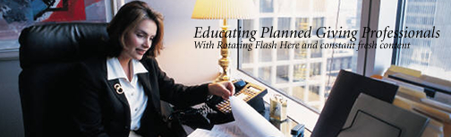 Education Planned Giving Professionals